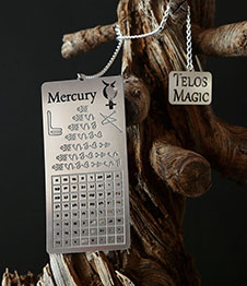 Telos Magic Living Water Mercury For Jar