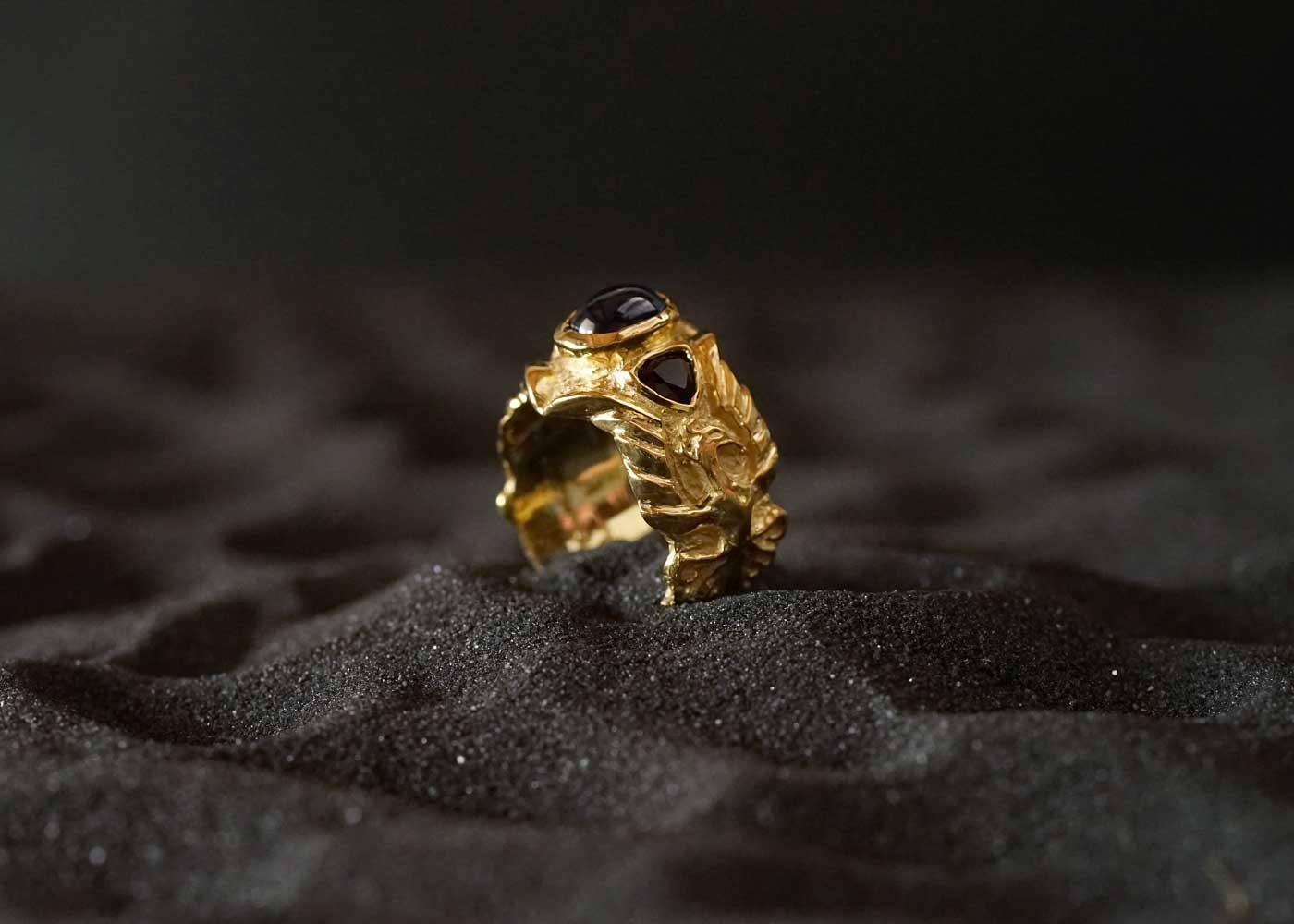 Telos Magic The Ring Of Powerment Side Sand